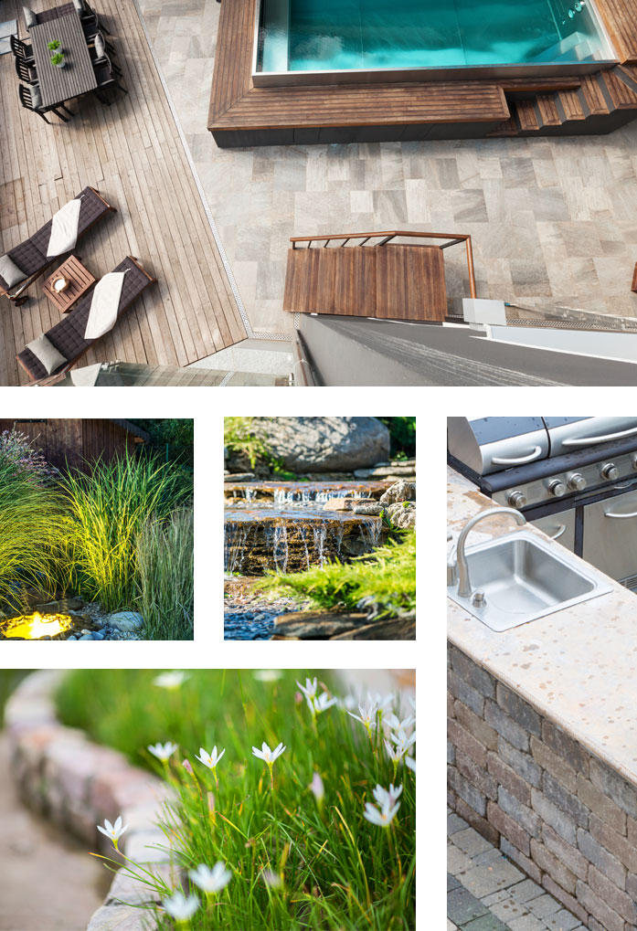 Guelph Landscape Design, Construction, Maintenance