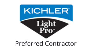 Kichler Light Pro Preferred Contractor